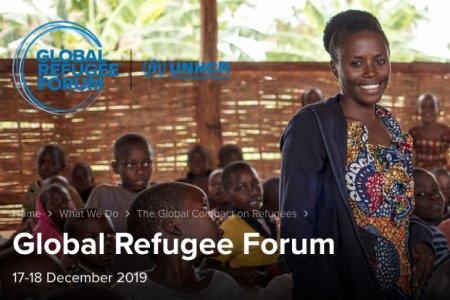 Дүрвэгсдийн анхдугаар форум болжээ