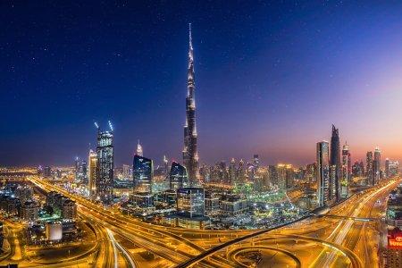 Дубай, АНЭУ