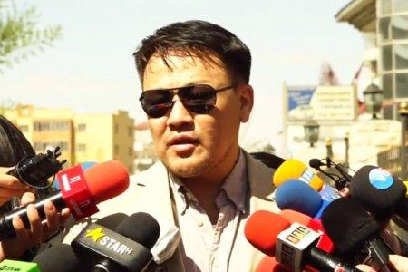 Н.Номтойбаяр ерөнхий прокурор Б.Жаргалсайханы эсрэг АТГ-т гомдол гаргажээ