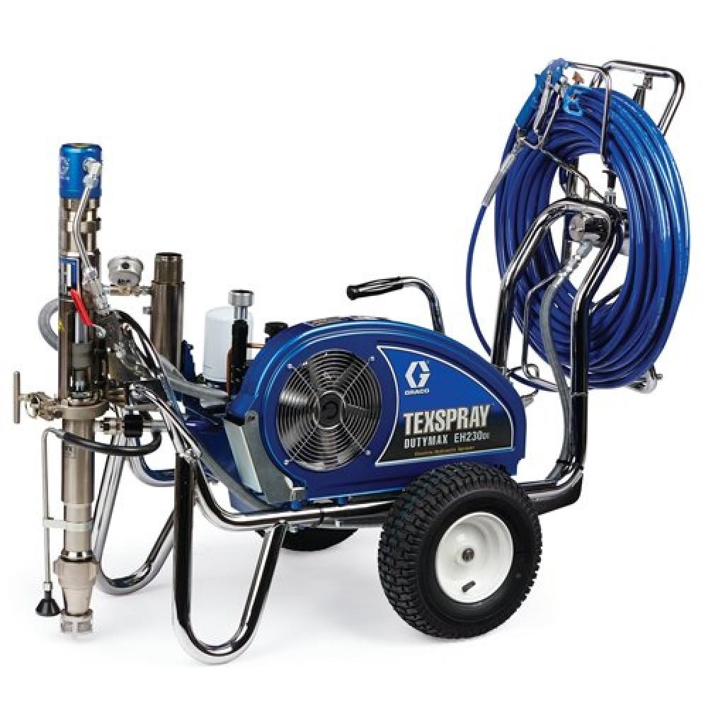 24W942 - TexSpray DutyMax EH230DI ProContractor Series Electric Hydraulic Airless Sprayer будаг шүршигч