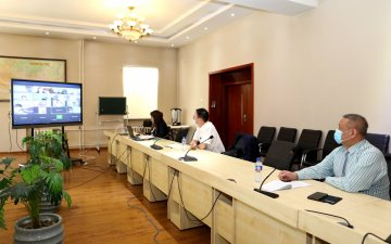 Registration of legal entities that are not included in the new registration is under process