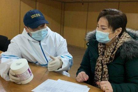 1500 орчим СӨХ-нд халдваргүйтгэлийн бодис тарааж, зааварчилгаа, сургалт өгч байна