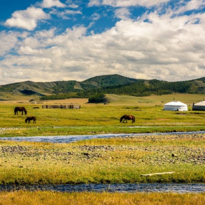 Central Mongolia highlights tour