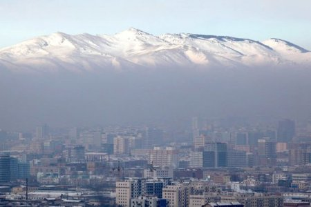 2020 онд Улаанбаатар хотын агаарын бохирдлыг 80 хувь бууруулна