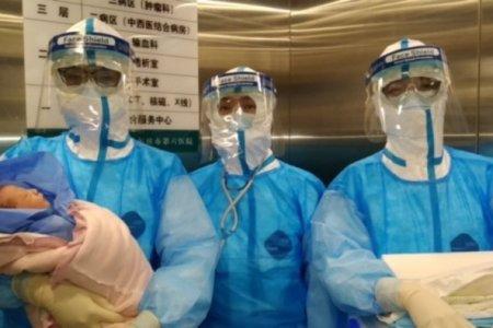 Коронавирусээр халдварласан эмэгтэйгээс эрүүл хүүхэд төржээ