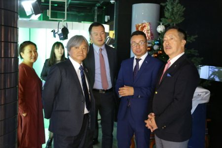 Японы контент нийлүүлэгчид ЭКО телевизэд зочиллоо