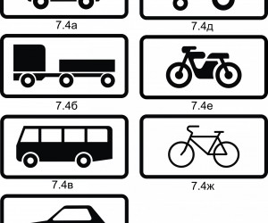 Тээврийн хэрэглийн төрөл  - 7.4а,б,в,г,д,е,ж