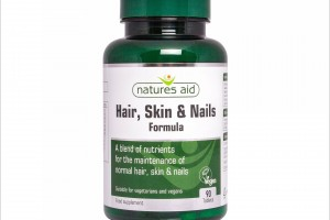 HAIR, SKIN& NAILS FORMULA, 30 TABLETS