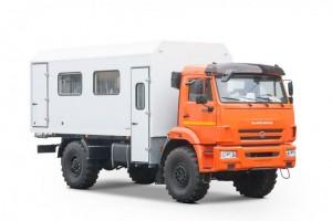 КАМАЗ 43502 аяллын машин