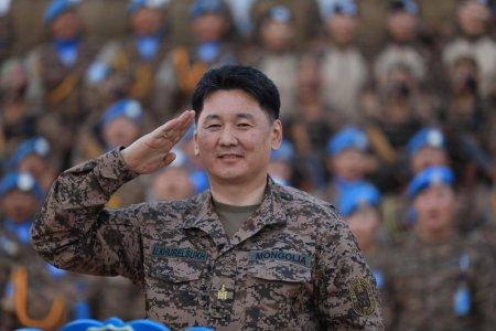 Монгол Улсын 6 дахь Ерөнхийлөгчөөр У.Хүрэлсүх сонгогдолоо