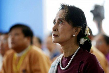 Ардчиллыг дэмжигч, удирдагч Аун Сан Су Чи хаана байгаа нь тодорхойгүй байна