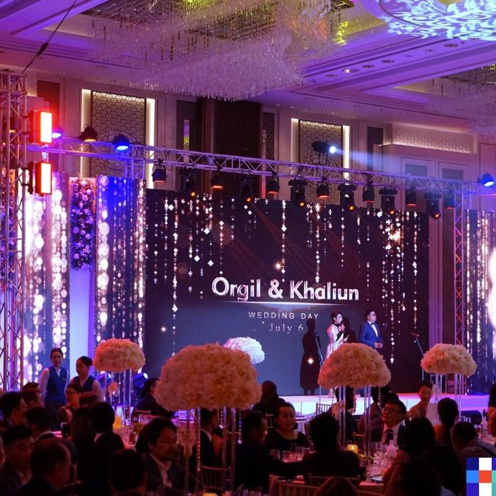 O & KH wedding