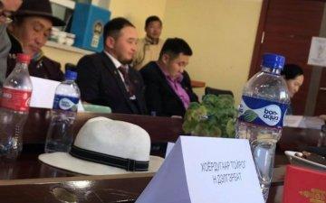 ИТХ-ын 8 дахь удаагийн сонгуулийн анхдугаар хуралдаан хуралдлаа.