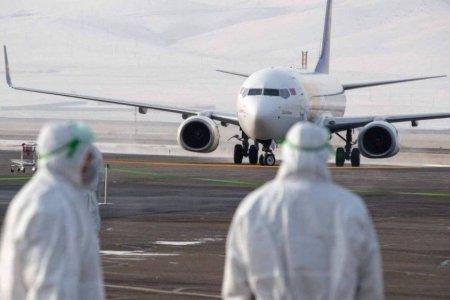 Турк улсаас 261 иргэн эх орондоо ирлээ