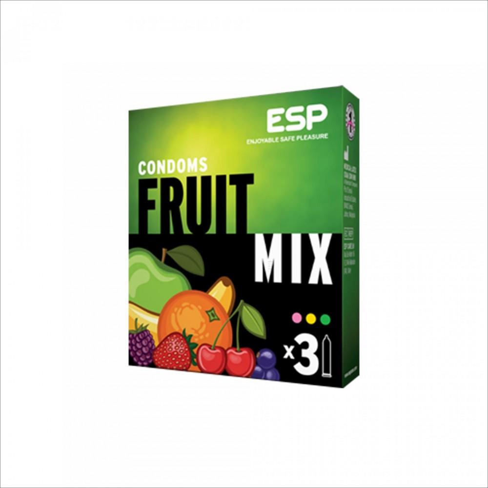 Бэлгэвч  FRUIT mix 3's 4499 ESP