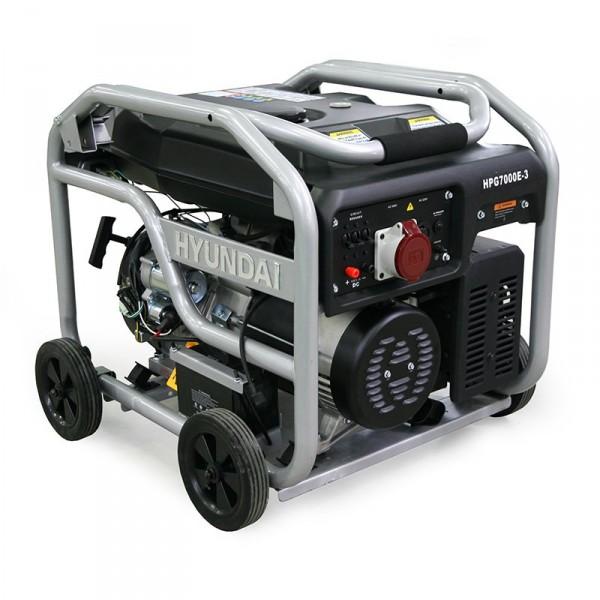 Цахилгаан үүсгүүр (6.3/6.8 кВт)  380В