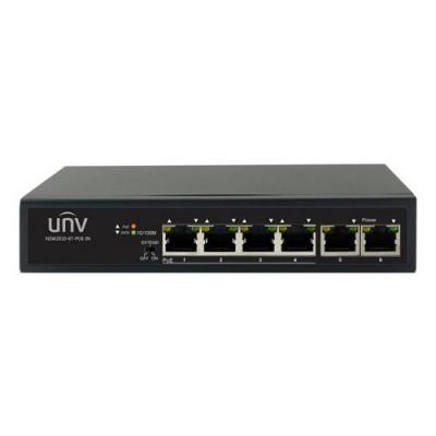 UNV 6-порттой Poe switch
