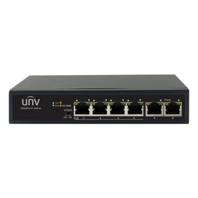 UNV 6-тай Poe switch