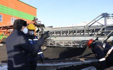 Н.Тавинбэх: Сайжруулсан шахмал түлшний үйлдвэрийн хамт олны хөдөлмөрийг үнэлэх хэрэгтэй