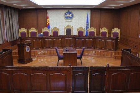 Үндсэн хуулийн Цэцийн бага суудлын хуралдаан үргэлжилнэ
