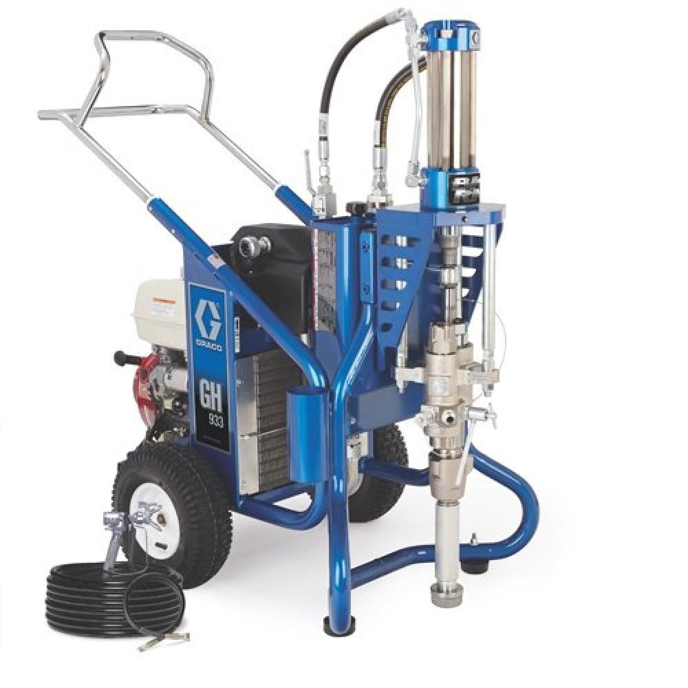 17B488 - GH 933ES Hi Flo Big Rig Petrol Hydraulic Sprayer, Big 250 шүршигч төхөөрөмж