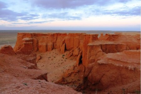 BAYAN ZAG (FLAMING CLIFFS)