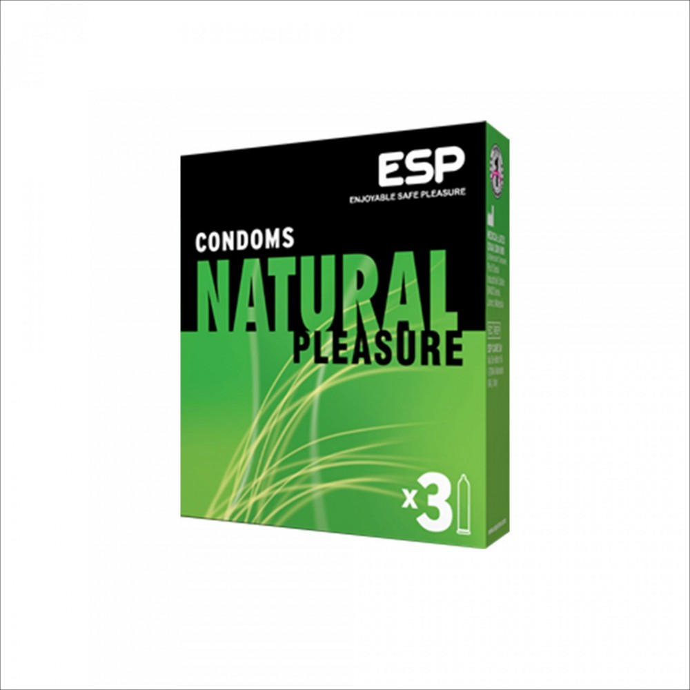 Бэлгэвч Natural pleasure 3's 2372 ESP