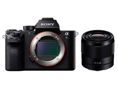 Sony A7S II ILCE-7SM2 digital camera