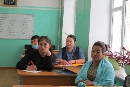 Ерөнхий боловсролын сургууль болон Мэргэжлийн сургалт үйлдвэрлэлийн сургуулийн эмч, нийгмийн ажилтан нарыг хамруулсан уулзалт