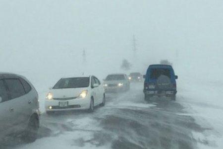 Өнөөдрөөс ихэнх нутгаар цас орж, цасан шуурга шуурч, хүйтрэнэ