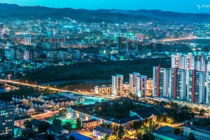 Ulaanbaatar city night tour