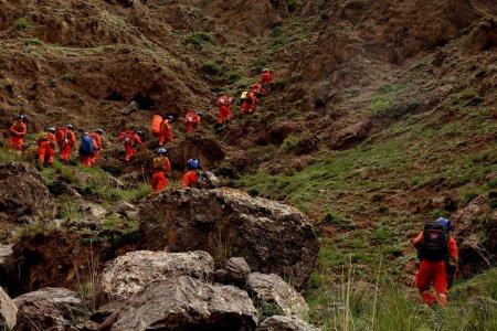 БНХАУ-д зохиогдсон уулын марафон гүйлтийн тэмцээний үеэр цаг агаар муудаж, 21 хүн амиа алджээ