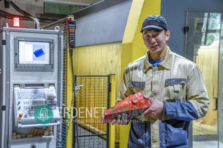 Б.БАТ-ЭРДЭНЭ: Эрдэнэт үйлдвэрт хөгжих боломж үргэлж нээлттэй байдаг