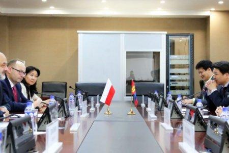 Монгол улс, Польш улстай дипломат харилцаа тогтоосны 70 жилийн ой тохионо
