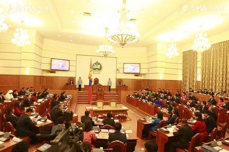 ЧУУЛГАН: Засгийн газрын бүтэц, бүрэлдэхүүнийг хэлэлцэнэ