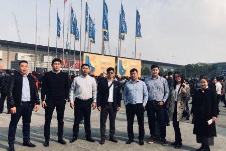 HFM бренд BAUMA CHINA Expo амжилттай оролцлоо