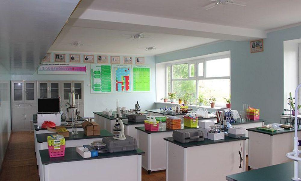 Химийн кабинет