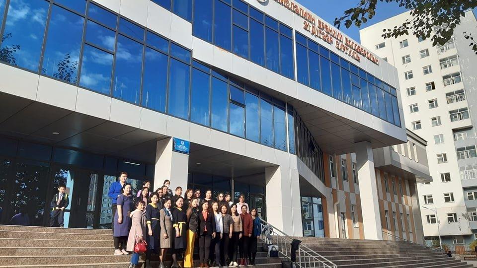 Дорнод аймгийн ЕБС сургалтын менежерүүд үйл ажиллагаатай танилцлаа