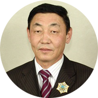 S. ULZIIBAT    Doctor (Ph.D), Professor