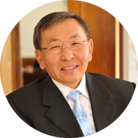 P. TSAGAAN    Former Minister of Finance, Minister of Education, Culture and Science, and Head of the Office of the President of Mongolia
