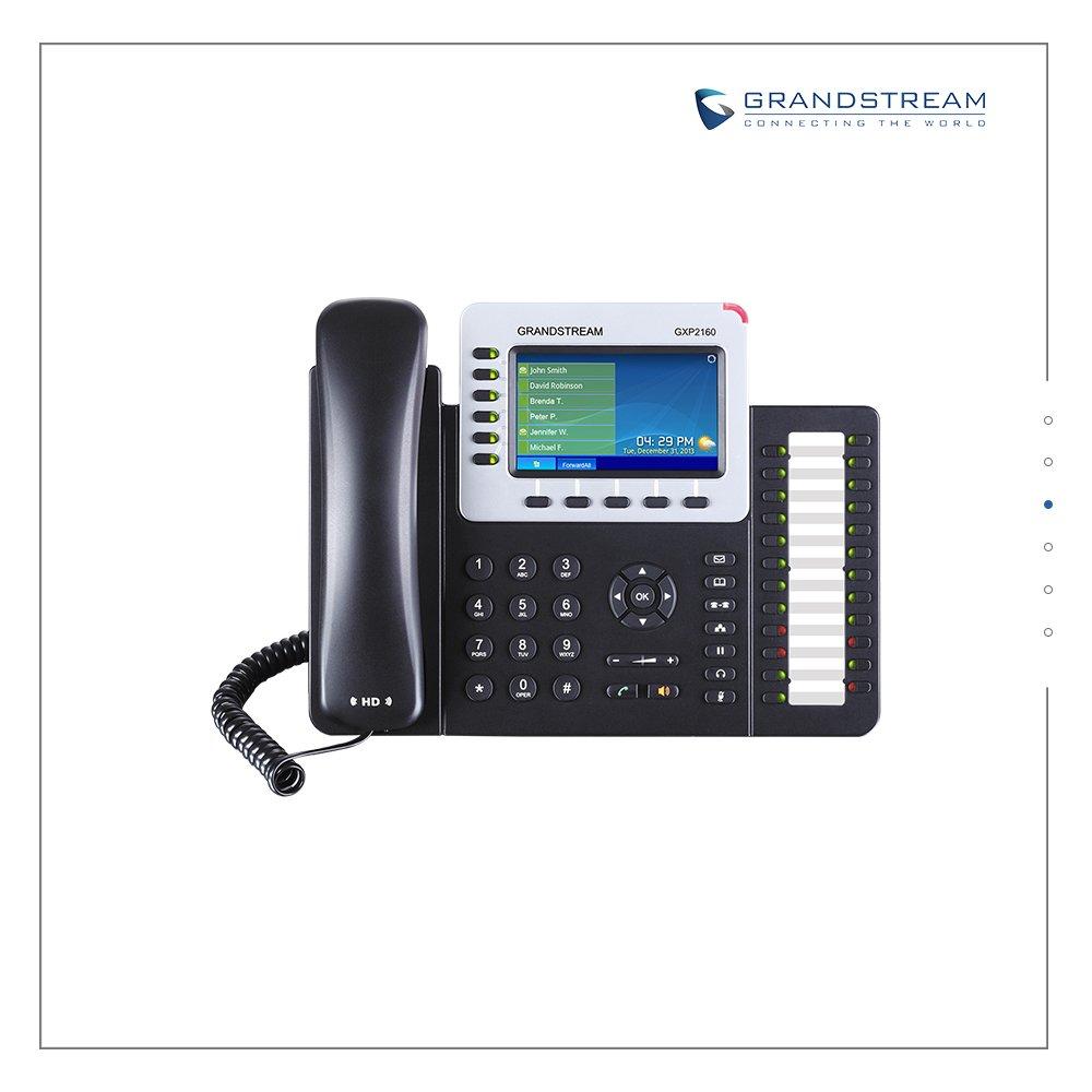 GRANDSTREAM GXP2160 IP операторын утас