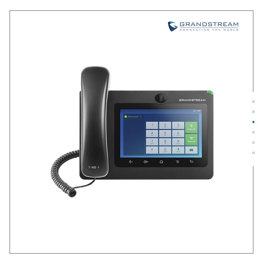 GRANDSTREAM GXV3370 IP видео утас