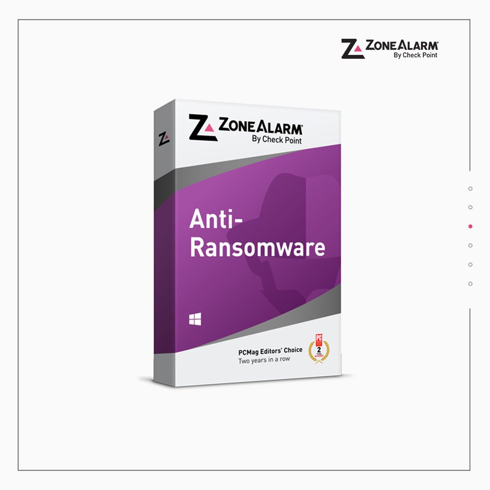 Zone Alarm | Anti-Ransomware
