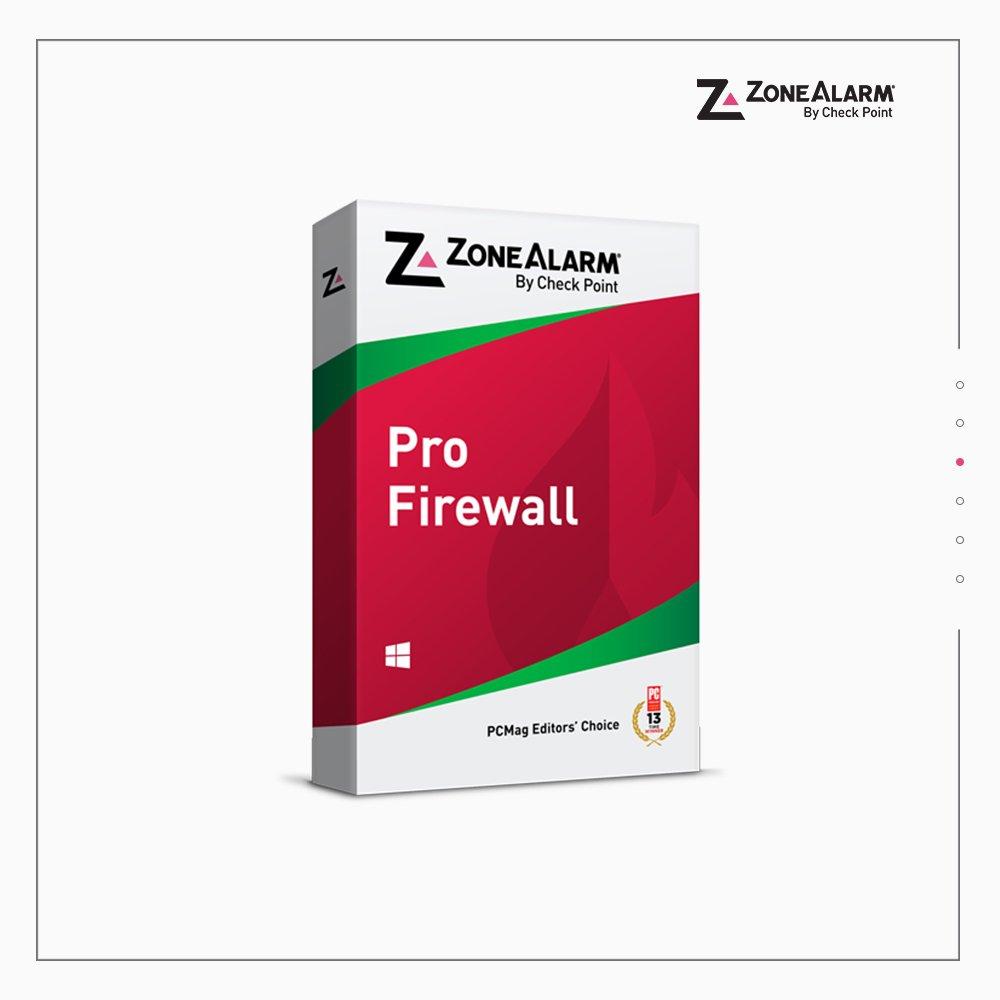 Zone Alarm | Pro Firewall