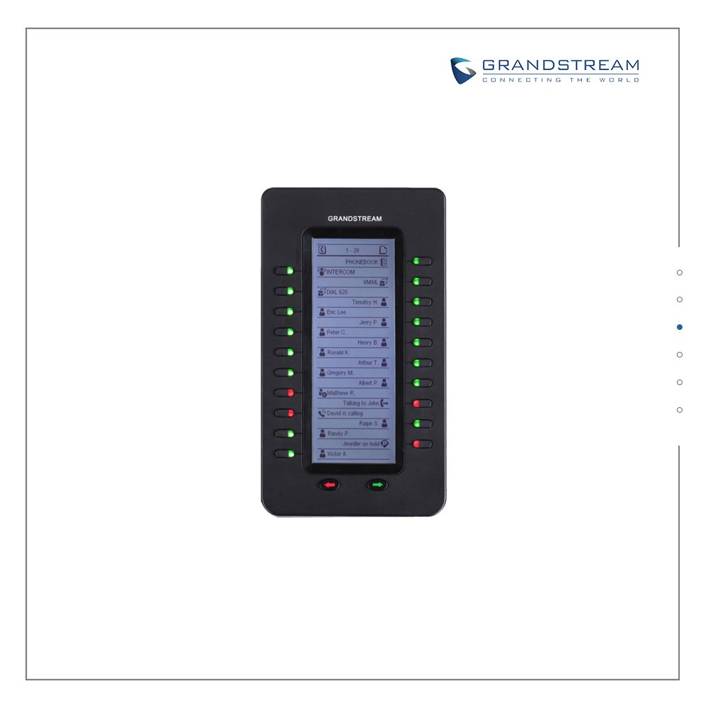 GRANDSTREAM GXP2200EXT IP утасны нэмэлт модуль