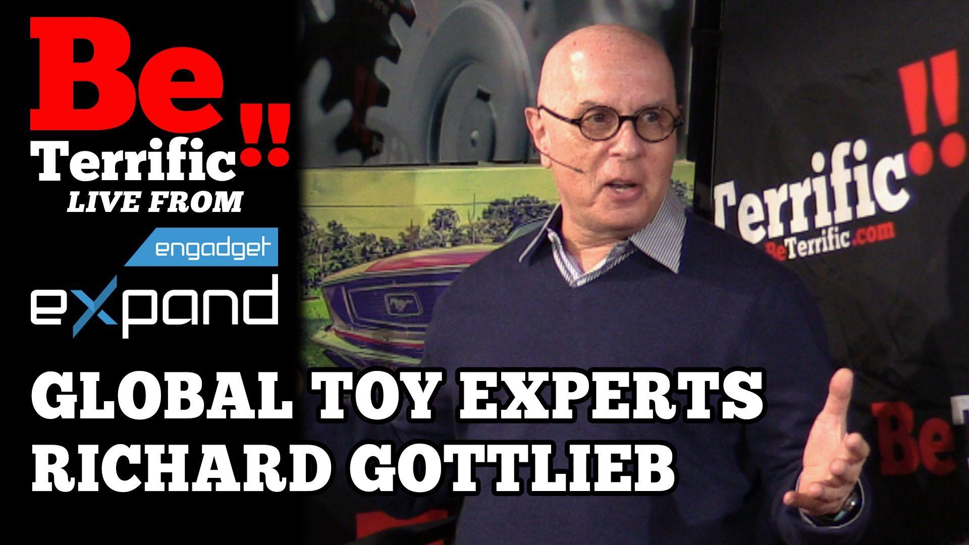 Ричард Готтлиб гэж хэн бэ?