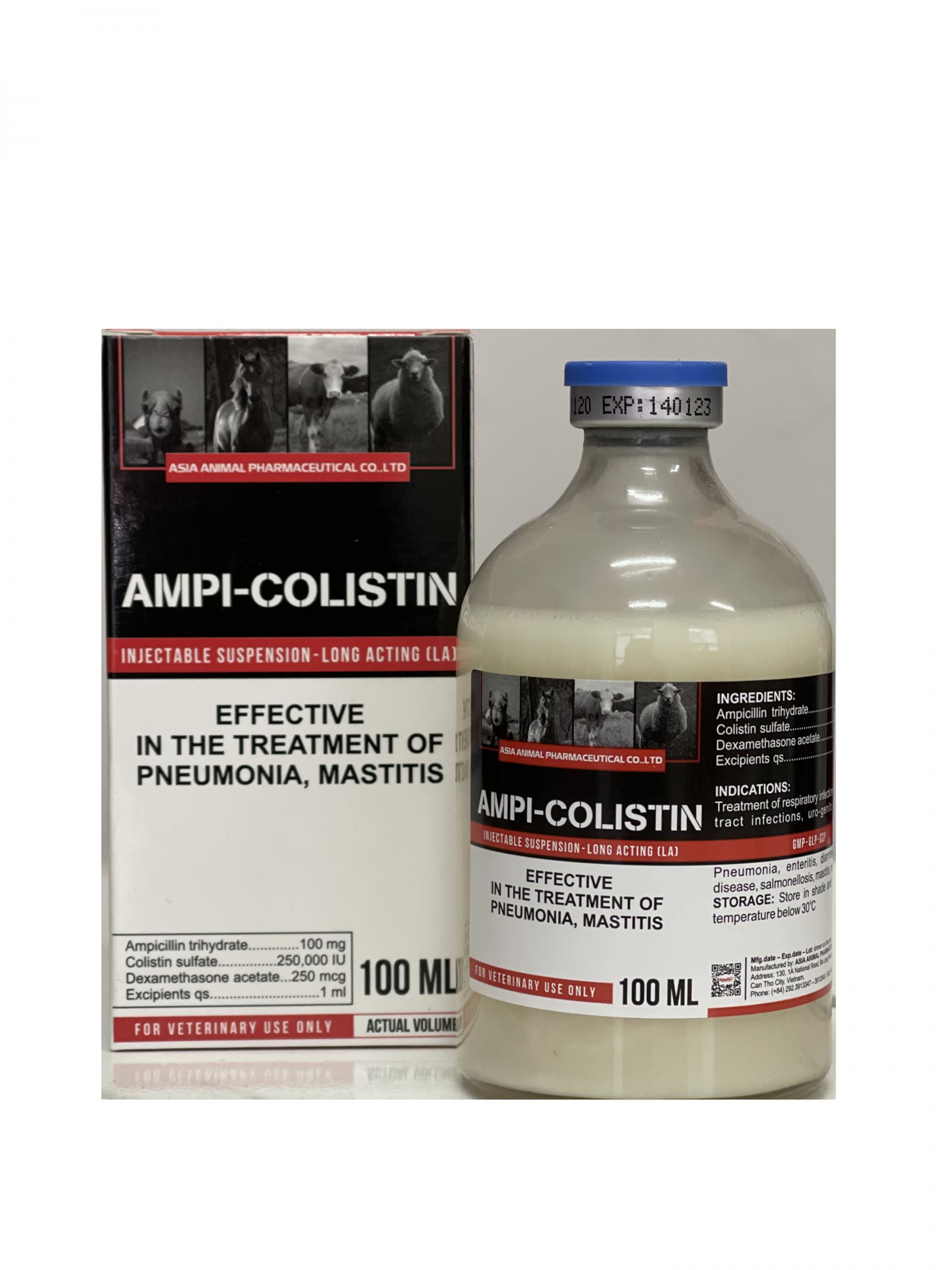 Ампи-Колистин /Ampi-Colistin/