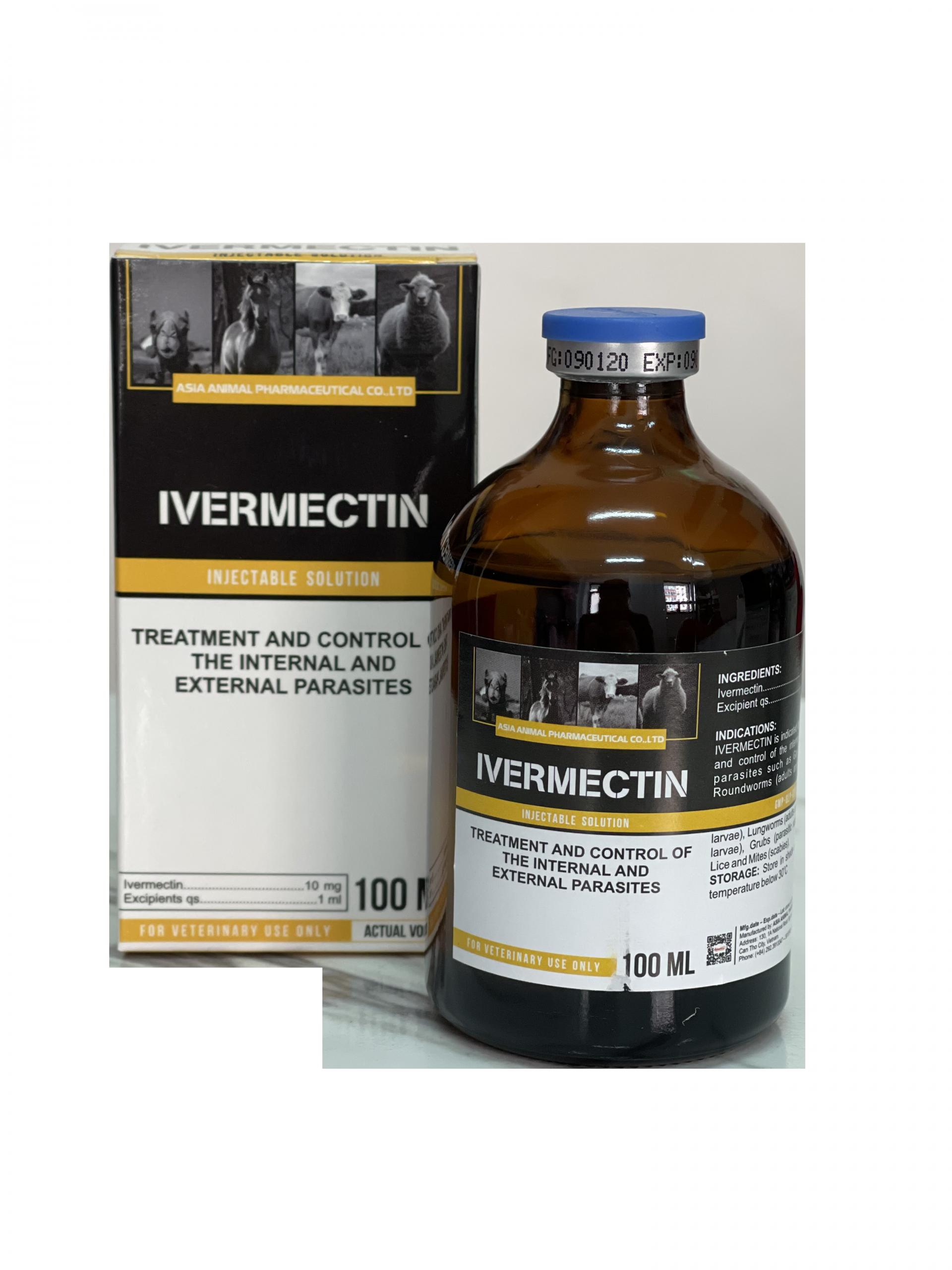 Ивермектин /Ivermectin/