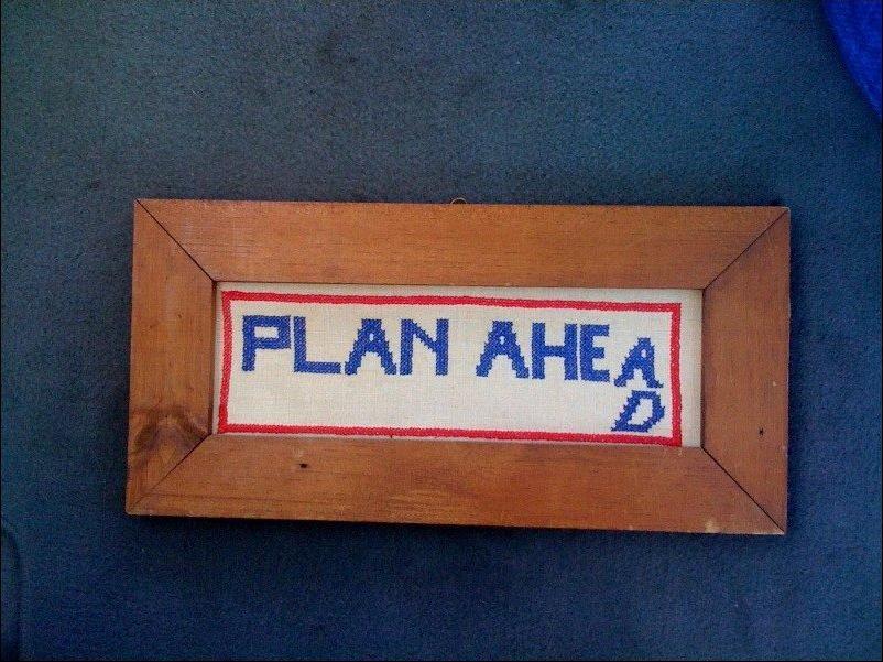 Төлөвлөлт маш чухал