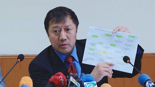 Ц.Батсүх: Монголын төр, Монголын цагдааг Н.Номтойбаяр даапаалж байна